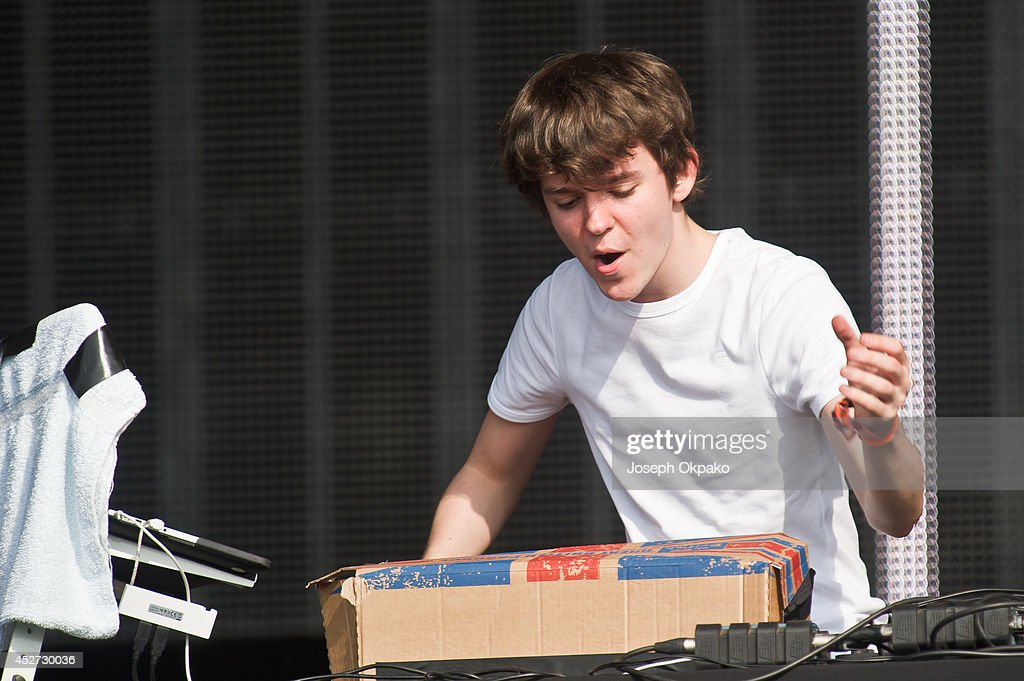 <a gi-track='captionPersonalityLinkClicked' href=/galleries/search?phrase=Madeon&family=editorial&specificpeople=9131513 ng-click='$event.stopPropagation()'>Madeon</a> performs on stage at Global Gathering at Long Marston Airfield on July 26, 2014 in Stratford-upon-Avon, United Kingdom.