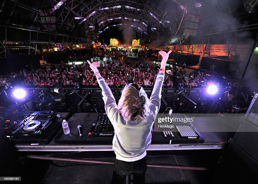 <a gi-track='captionPersonalityLinkClicked' href=/galleries/search?phrase=Madeon&family=editorial&specificpeople=9131513 ng-click='$event.stopPropagation()'>Madeon</a> performs onstage during day 3 of the 2015 Life is Beautiful festival on September 27, 2015 in Las Vegas, Nevada.