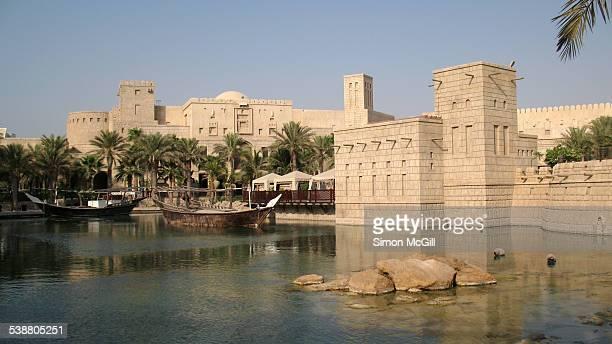 Madinat Jumeirah Arabian resort Jumeirah Dubai United Arab Emirates