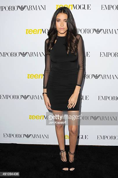 Madison Beer arrives at Teen Vogue's 13th Annual Young Hollywood Issue Launch Party on October 2 2015 in Los Angeles California