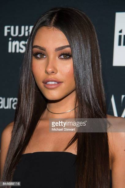 Madison Beer attends 2017 Harper's Bazaar Icons at The Plaza Hotel on September 8 2017 in New York City