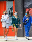 Celebrity Sightings In Los Angeles - August 13, 2020
