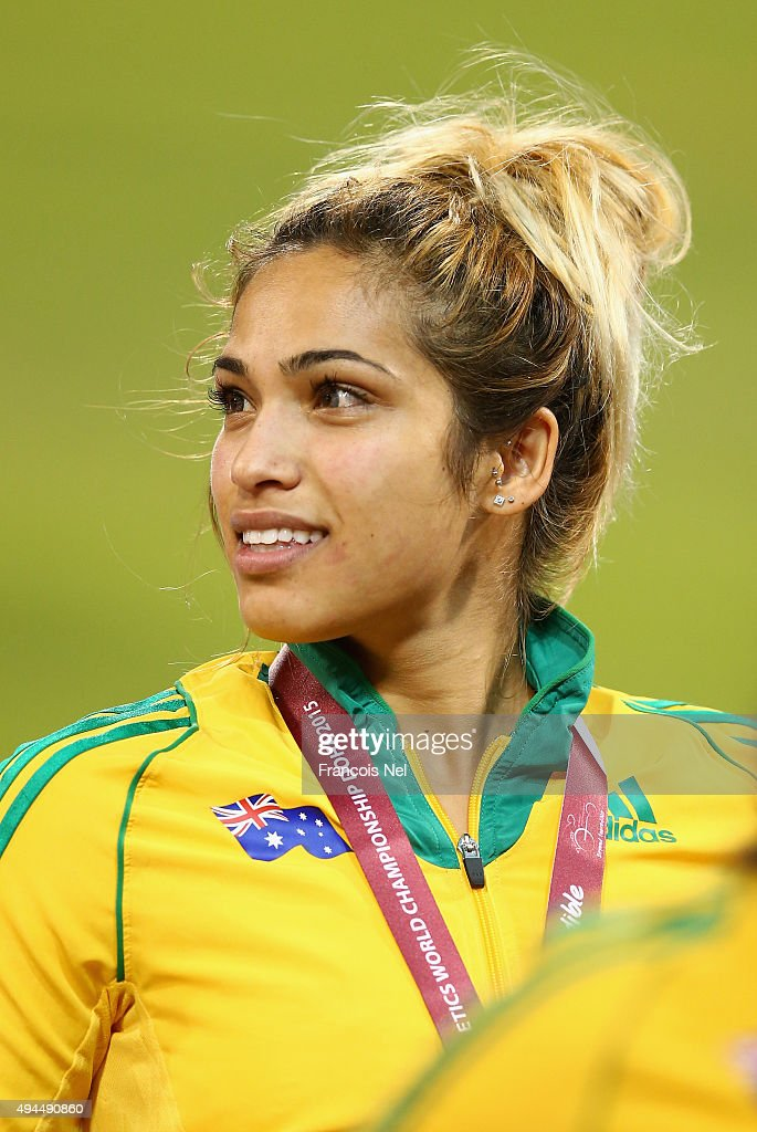 Madison de Rozario out to exact revenge after losing to