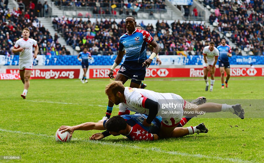 HSBC Paris Sevens - Day 2