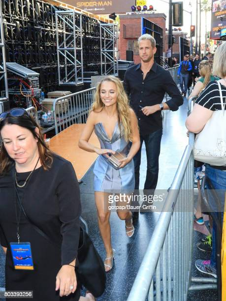 Madison Iseman is seen on June 28 2017 in Los Angeles California