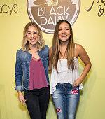 Maddie and Tae Visit Macy's Herald Square