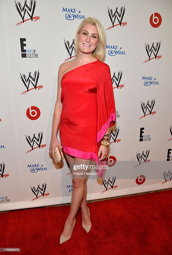 Madison Pard attends WWE & E! Entertainment's 'SuperStars For Hope' at the Beverly Hills Hotel on August 15, 2013 in Beverly Hills, California.