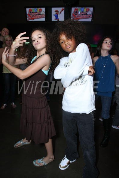 Madison Pettis And Jaden Smith At Cole And Dylan Sprouses 16th