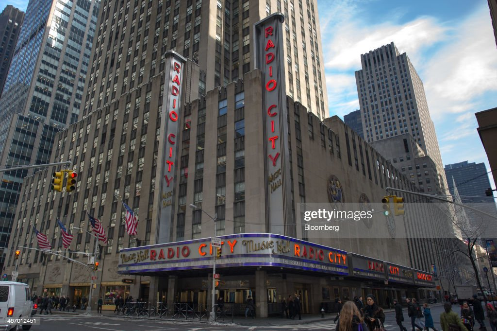 Views Of Madison Square Garden Ahead Of Earnings Data