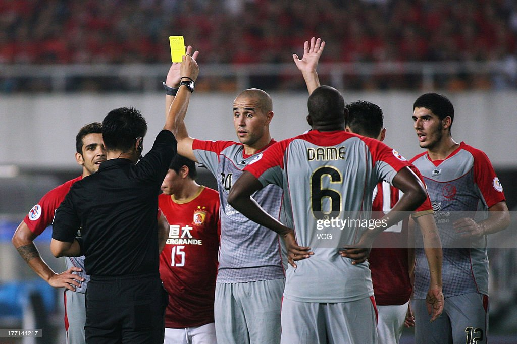Guangzhou Evergrande v Lekhwiya - AFC Champions