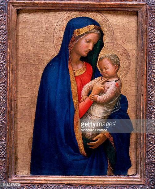 Madonna and Child by Masaccio