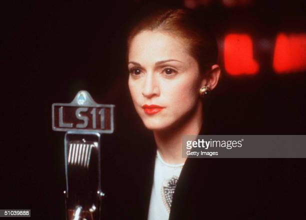 Madonna In The Movie 'Evita' January 17 1997