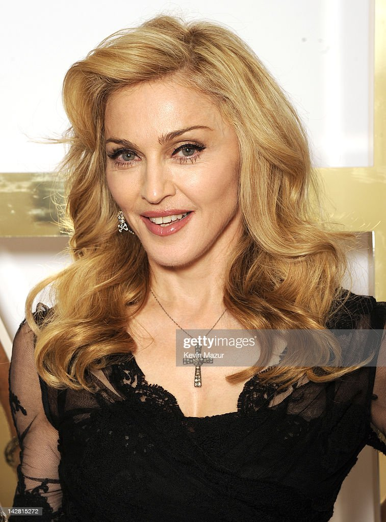 Madonna Launches Her First Signature Fragrance, Truth Or Dare By Madonna In NYC - Inside