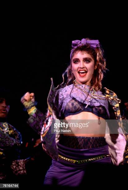 Madonna on 5/18/85 in Chicago Il
