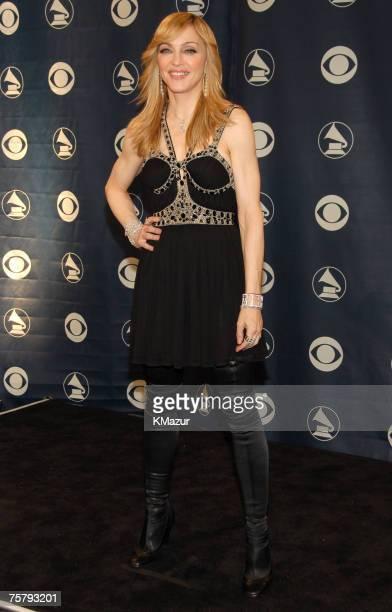 Madonna performer