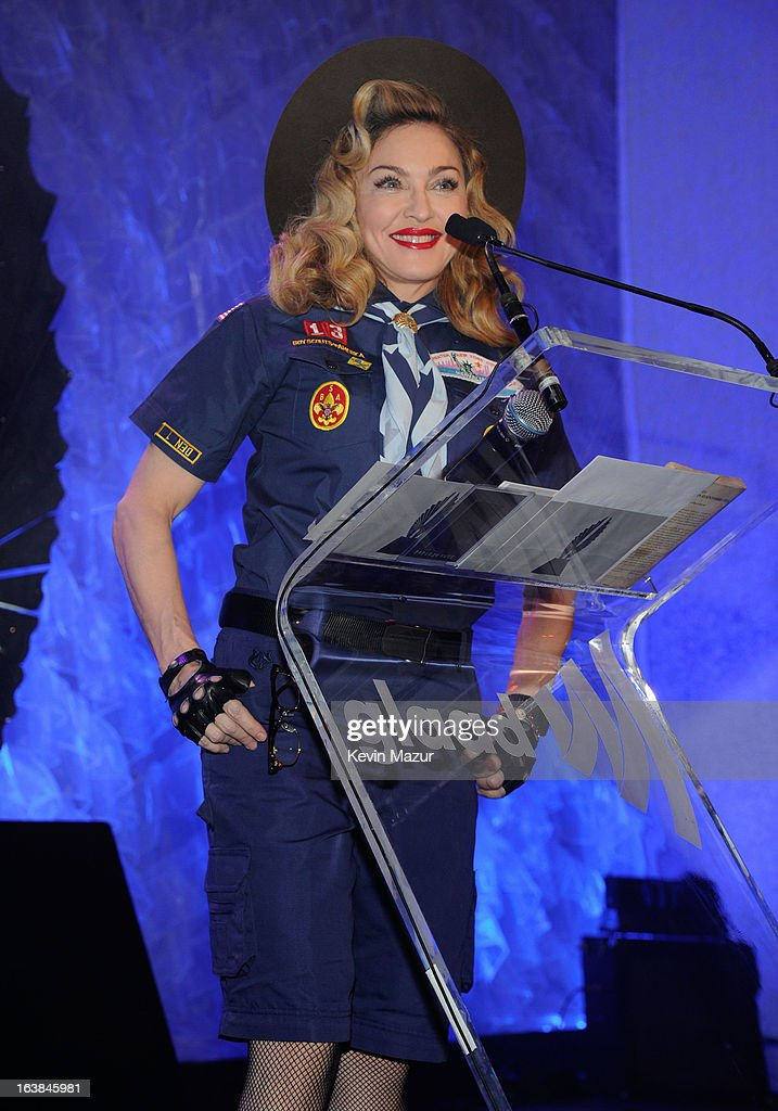 <a gi-track='captionPersonalityLinkClicked' href=/galleries/search?phrase=Madonna+-+Singer&family=editorial&specificpeople=156408 ng-click='$event.stopPropagation()'>Madonna</a> speaks onstage at the 24th Annual GLAAD Media Awards at Marriot Marquis on March 16, 2013 in New York City.