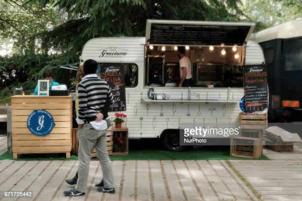 Madreat Fair more than 50 attractive food trucks where you can try dishes from every corner of the world from hot dogs and hamburgers to gourmet...