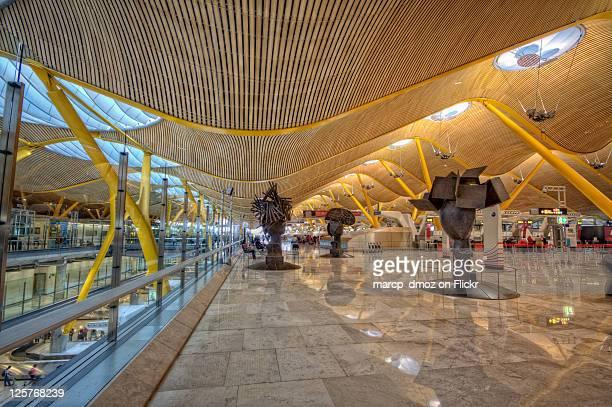 Madrid barajas airport
