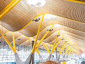 T4 Madrid Barajas airport