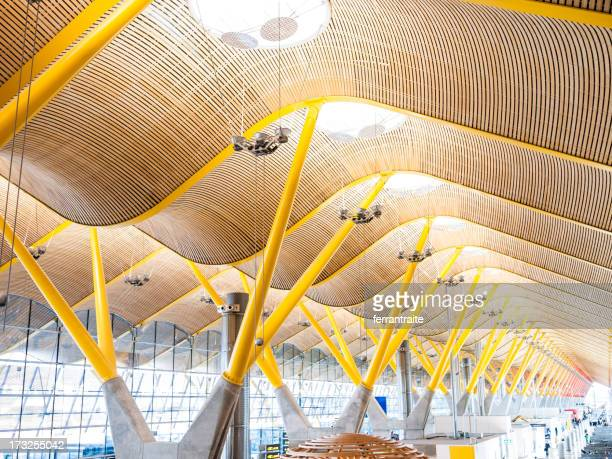 T4 aeroporto di Madrid Barajas