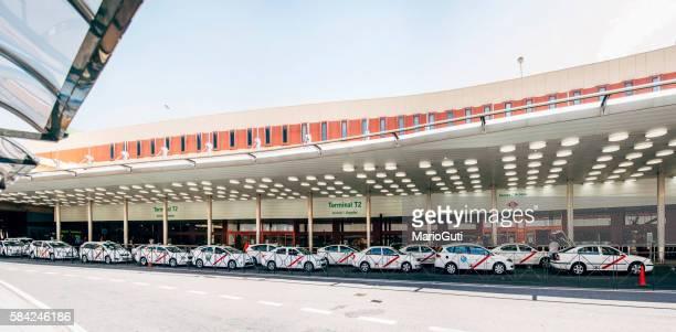 T2 Madrid Barajas Airport