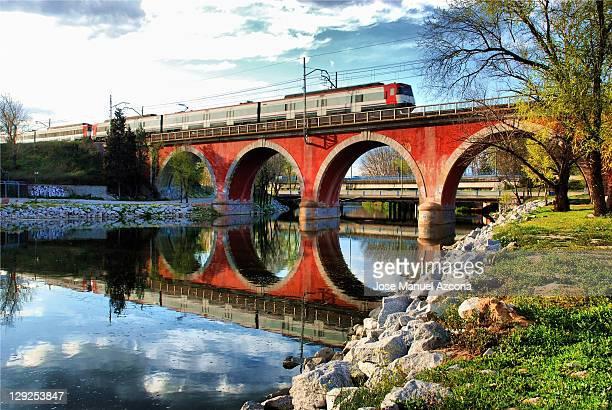 Madrid, bridge of French