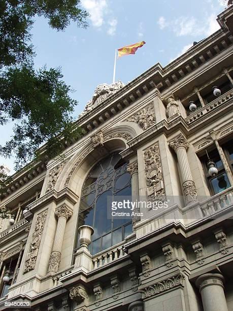 Madrid Espana Banco de Espana / Bank of Spain