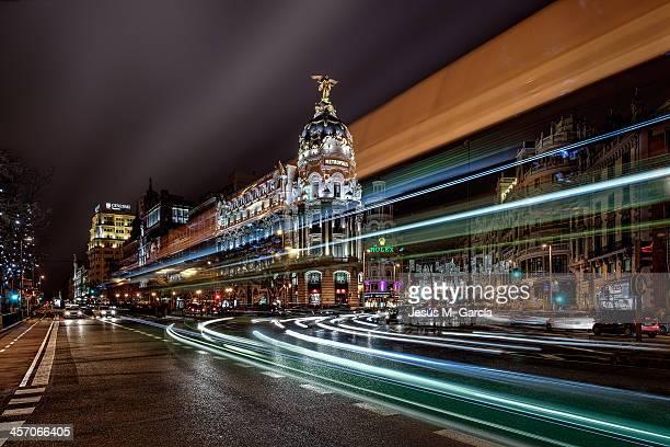 Madrid Lights