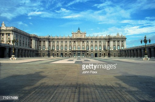 Madrid : Stock Photo