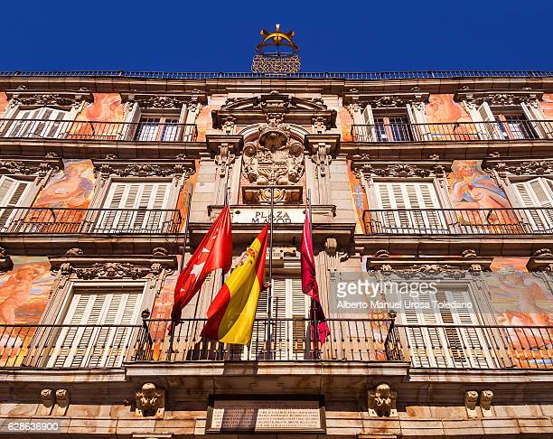 Madrid, Plaza Mayor sq. - Panaderia House