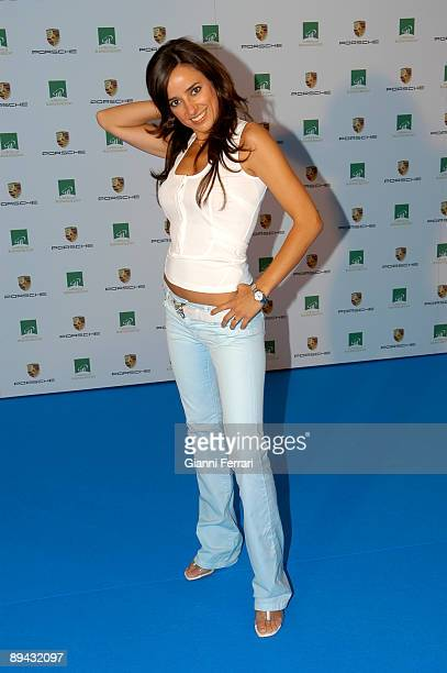 Madrid Portrait of Carmen Alcayde TV presenter