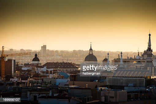 Madrid Rooftops