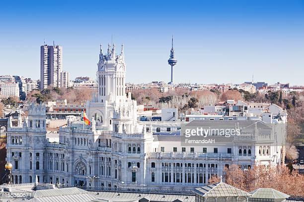 De la ciudad de Madrid.