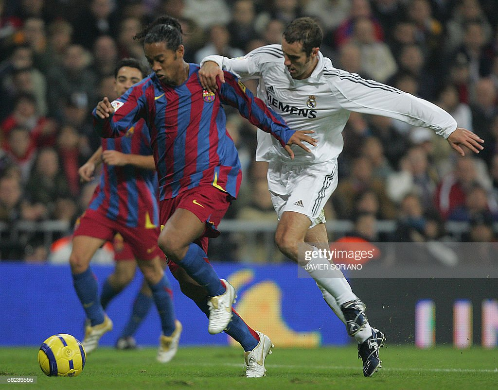 Barcelona's Barcelona's Brazilian Ronald : News Photo