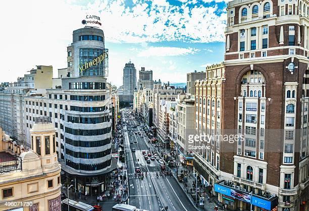 Madrid, Spain - Gran Via