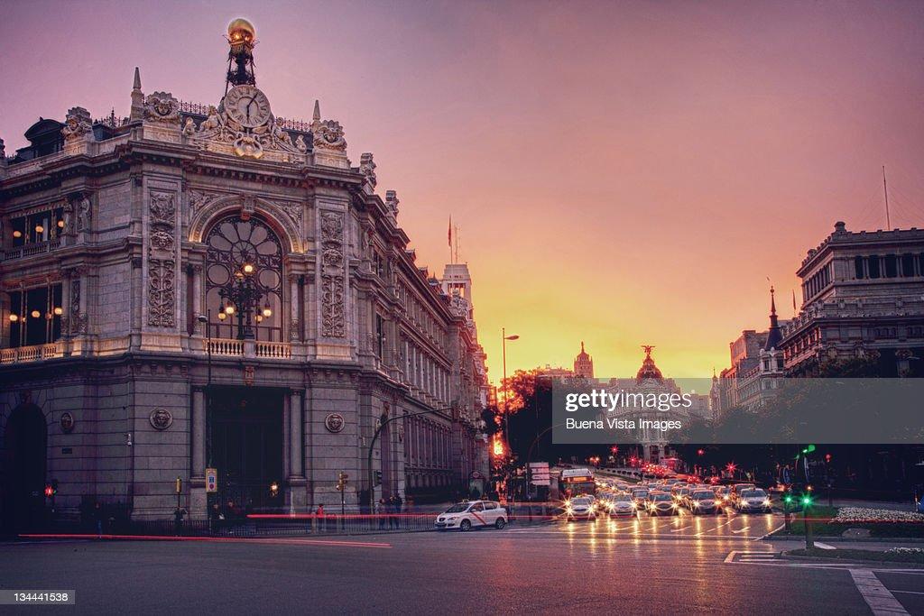 Madrid, Spain : Stock Photo