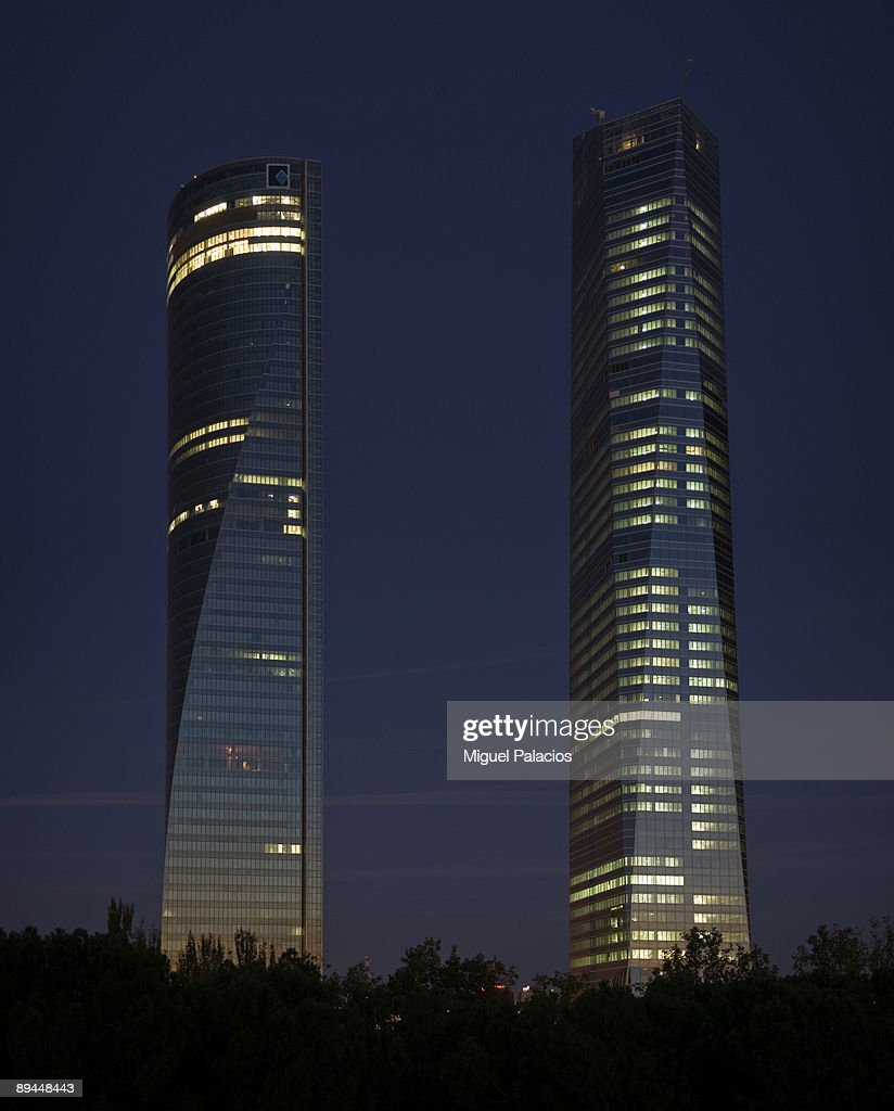 cuatro torres business area ctba four towers business area