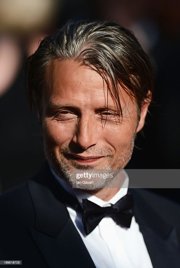Mads Mikkelsen attends the 'Zulu' Premiere and Closing Ceremony during the 66th Annual Cannes Film Festival at the Palais des Festivals on May 26, 2013 in Cannes, France.