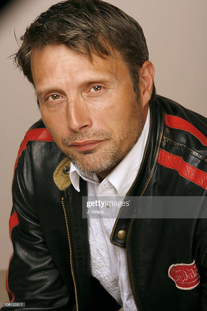 Mads Mikkelsen during 31st Annual Toronto International Film Festival 'After The Wedding' Portraits at Portrait Studio in Toronto Ontario Canada