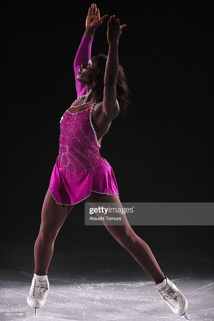 Mae Berenice Meite of France performs her routine during THE ICE 2014 at the White Ring on July 19, 2014 in Nagano, Japan.