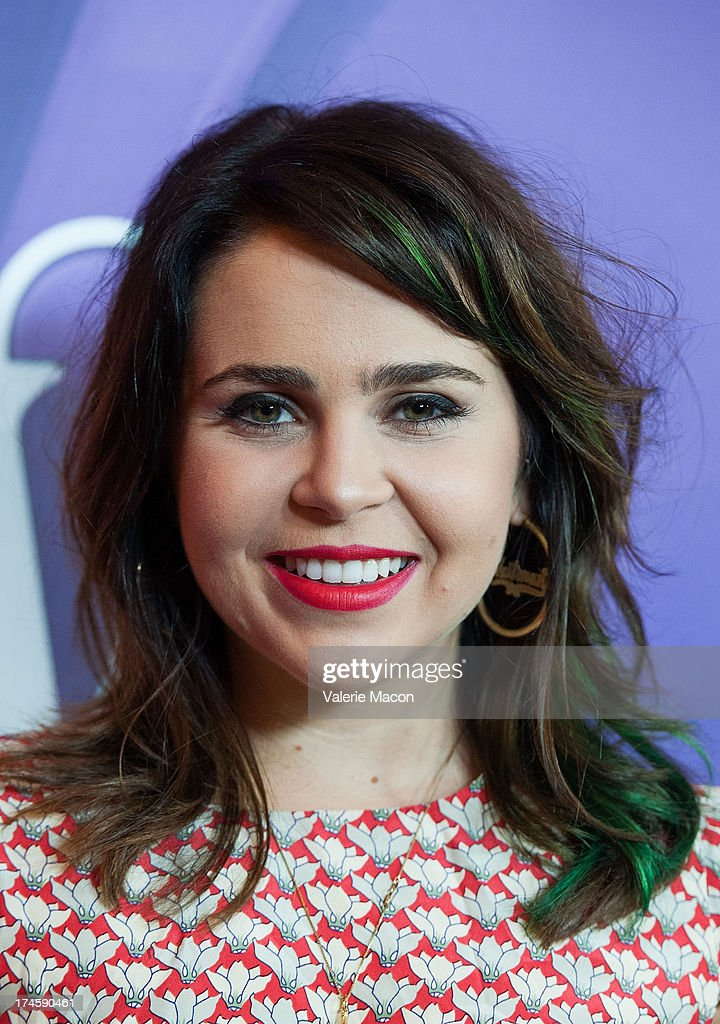 Mae Whitman arrives at the NBCUniversal's '2013 Summer TCA Tour' at The Beverly Hilton Hotel on July 27, 2013 in Beverly Hills, California.