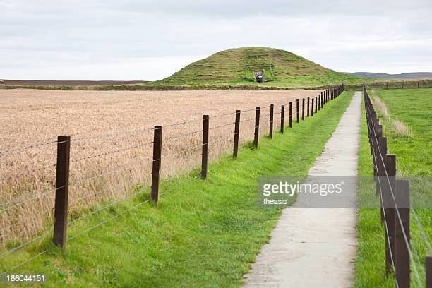 Maeshowe Neolithic Tomb, Orkney