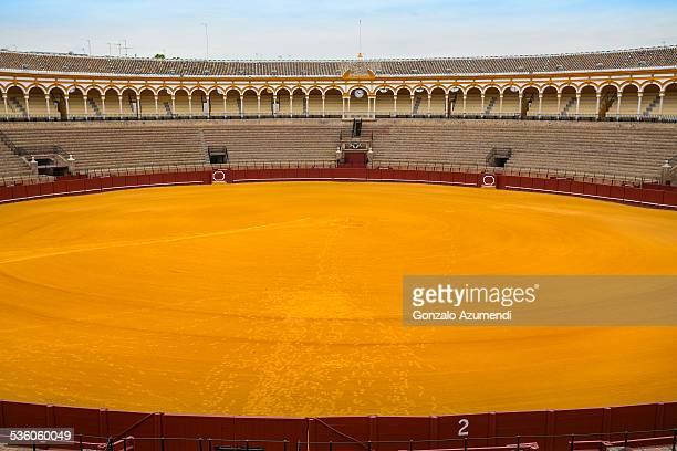 Maestranza bullring in Seville