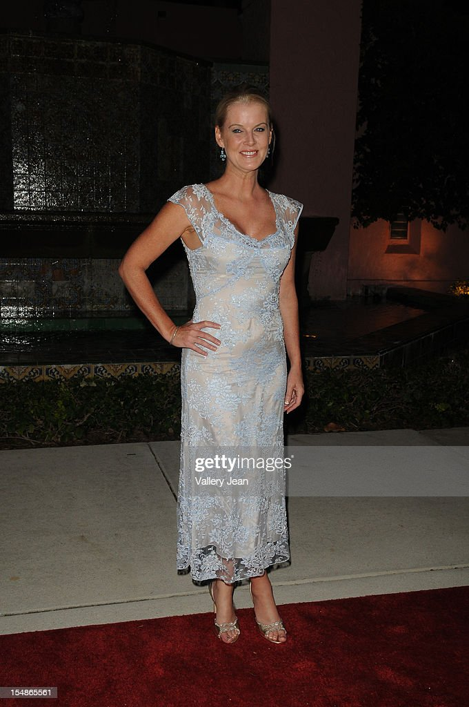<a gi-track='captionPersonalityLinkClicked' href=/galleries/search?phrase=Maeve+Quinlan&family=editorial&specificpeople=228916 ng-click='$event.stopPropagation()'>Maeve Quinlan</a> arrives at 23rd Annual Chris Evert/Raymond James Pro-Celebrity Tennis Classic Gala at Boca Raton Resort on October 27, 2012 in Boca Raton, Florida.
