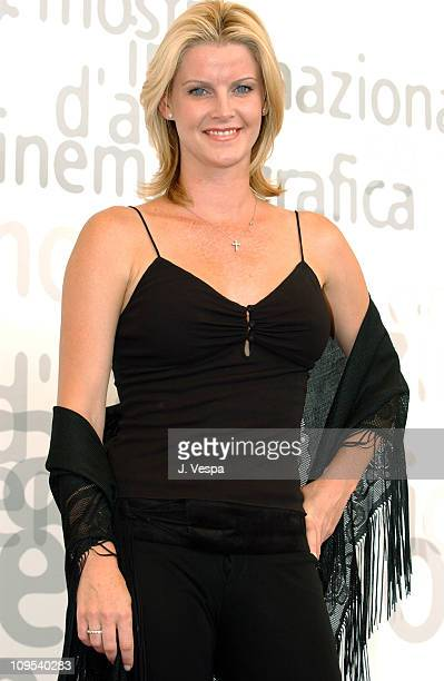 Maeve Quinlan during 2002 Venice Film Festival 'Ken Park' Photocall at Casino in Venice Lido Italy