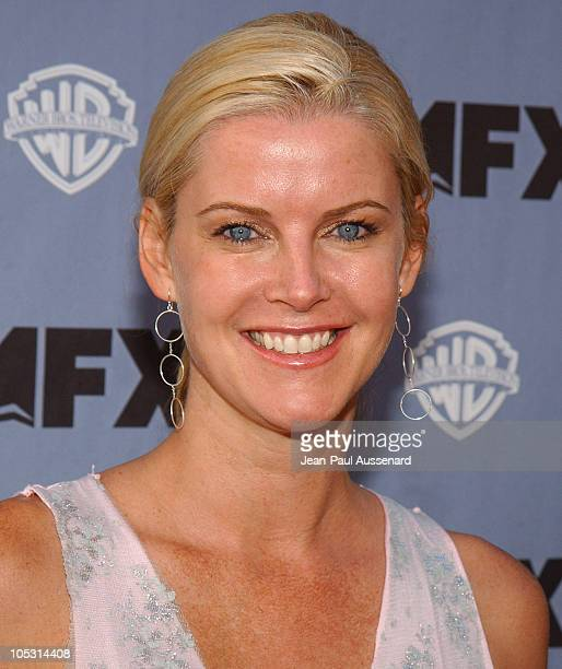 Maeve Quinlan during 'Nip/Tuck' Season Two Premiere Arrivals at Paramount Theatre in Los Angeles California United States
