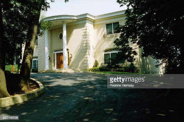 Paul Castellano S Home Pictures Getty Images