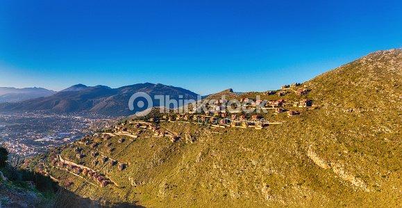 Mafia House Ruins In Palermo Sicily In Italy Stock Photo | Thinkstock