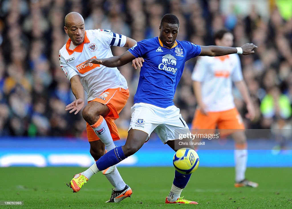 Everton v Blackpool - FA Cup Fifth Round