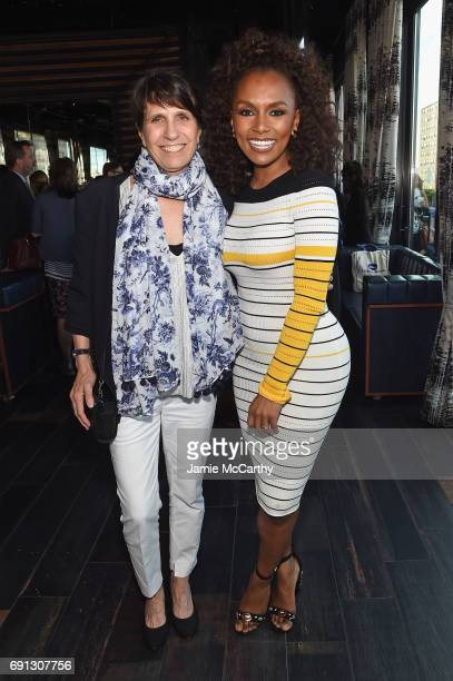 Magazine Books Editor Kim Hubbard and writer Janet Mock attend as PEOPLE celebrates Book Expo 2017 with a cocktail reception hosted by Books Editor...